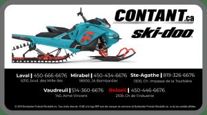 Contant Ski-Doo