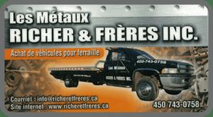 Les Métaux Richer & Frères