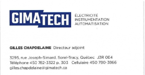 Gimatech Électrique