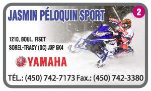 Jasmin Péloquin Sport