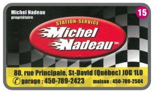 Station – Service Michel Nadeau