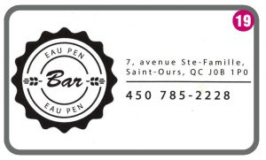 A l'Eau-Pen-Bar