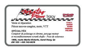 Motos Pièces Sorel-Tracy