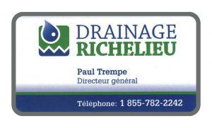 Drainage Richelieu
