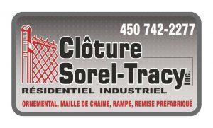 Clôture Sorel-Tracy