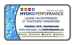 Hydro Performance