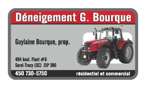Déneigement G. Bourque