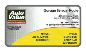 Garage Sylvain Houle
