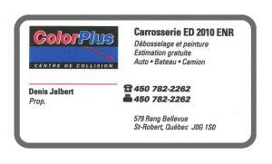 Carrosserie ED 2010