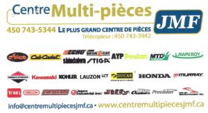 Centre Multi-pièces JMF